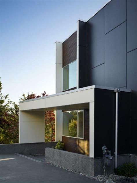 Fachadas de casas modernas   treinta y ocho diseños