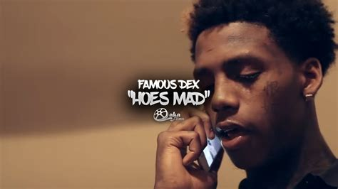 Famous Dex    Hoes Mad   Official Music Video    YouTube