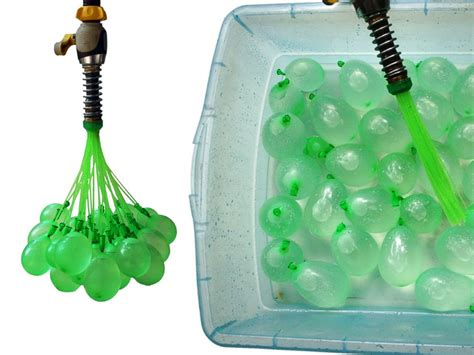 Father of Eight Creates Genius Water Balloon Invention ...