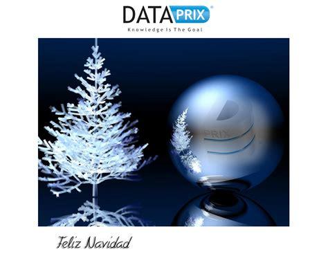 Felicitación de Navidad | Comunidad Dataprix blog