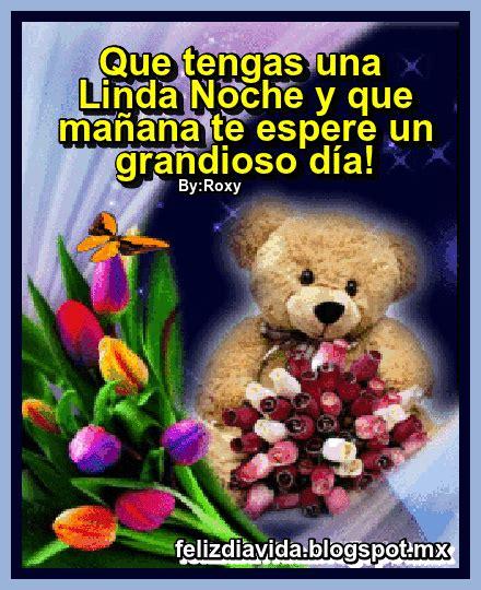 FELIZ DÍA A LA VIDA: Linda Noche