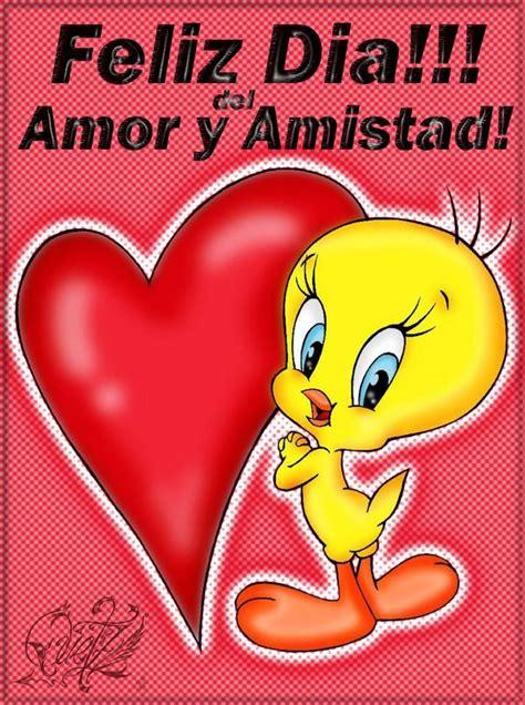 Feliz día del amor y la amistad - Imágenes de San Valentín