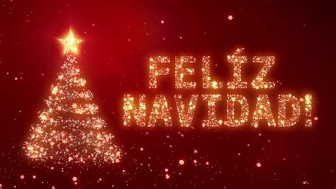 Feliz Navidad Stock Footage Video | Shutterstock
