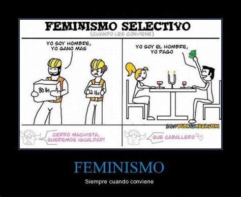 Feminismo, sólo cuando les conviene – ¡Que Jalada!