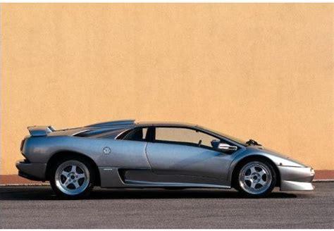 Fiche technique Lamborghini DIABLO Diablo Base 1993