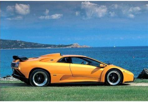 Fiche technique Lamborghini DIABLO Diablo SV 1998