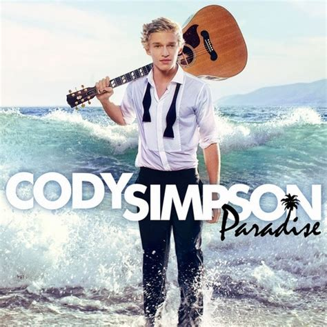 Ficheiro:Paradise   Cody Simpson.jpg – Wikipédia, a ...