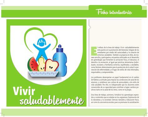 Fichero vivir saludable ok etc 2014 by Programa Escuelas ...