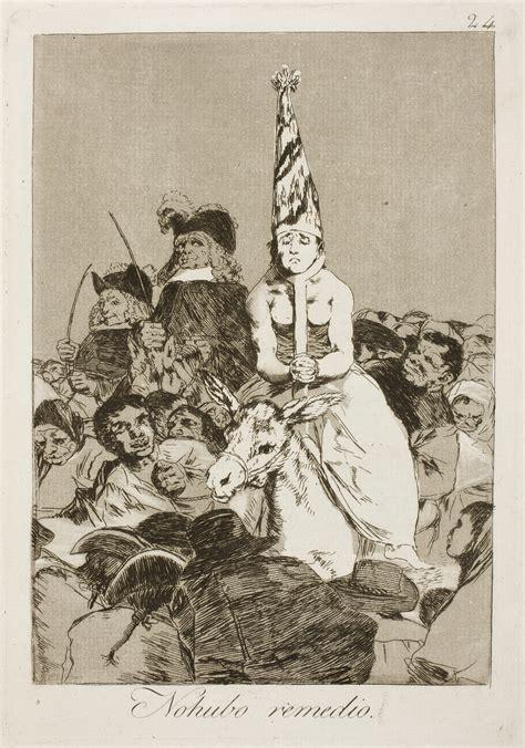 Fichier:Museo del Prado   Goya   Caprichos   No. 24   No ...