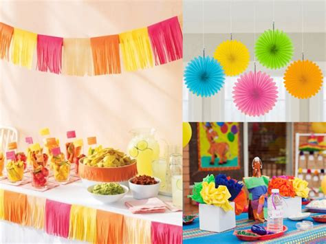 Fiesta 5 de Mayo: ideas para la decoracion   Revista ...