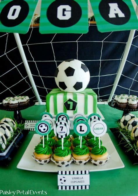 Fiesta de cumpleaños Fútbol   DECORACIÓN FIESTAS