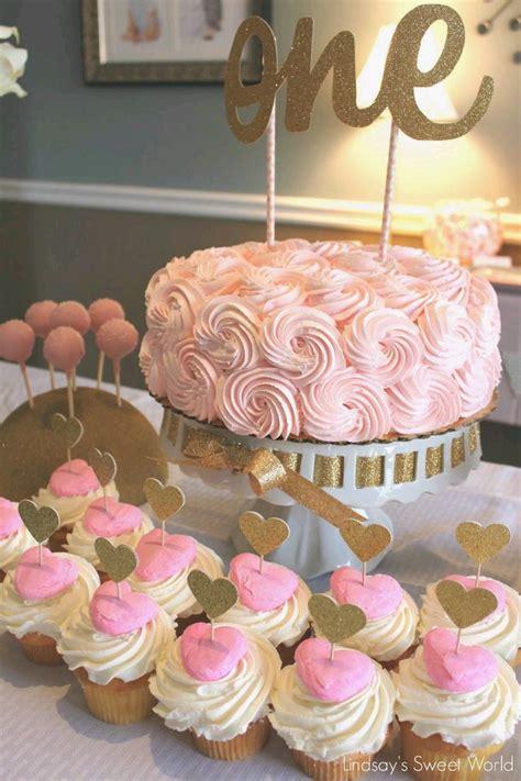 Fiesta de cumpleaños para niña de 1 año  1    Curso de ...