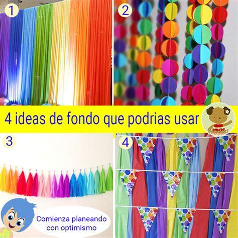 Fiesta IntensaMente   Collage de ideas