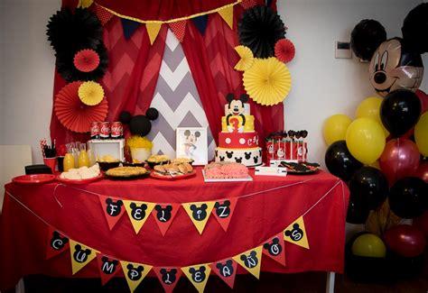 Fiesta temática de Mickey Mouse | Fiestas y Cumples