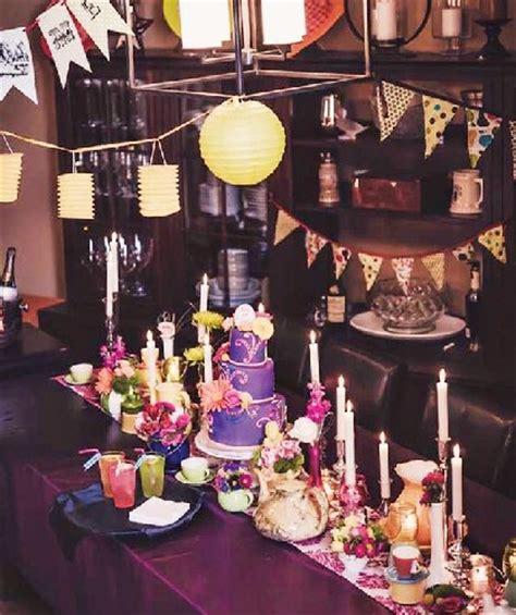 fiestas cumpleaños adultos decoracion 14 | Handspire