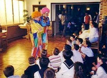 Fiestas de cumpleaños infantiles en Murcia