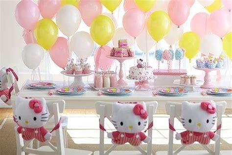 Fiestas de cumpleaños para niñas