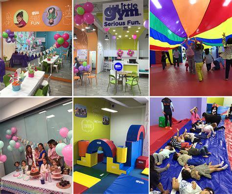 Fiestas de Cumpleaños para Niños en Bogotá - The Litte Gym