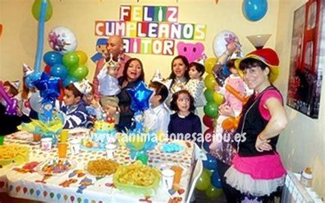 Fiestas temáticas en Barcelona para niños