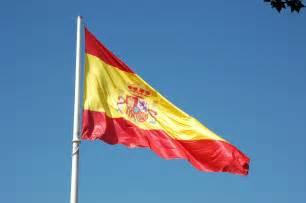 File:Bandera Nacional de España  Pl. Colón, Madrid  01.jpg ...