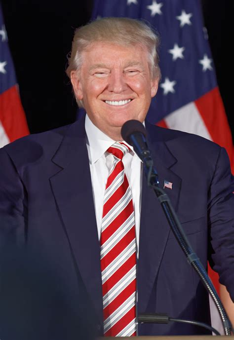 File:Donald Trump at Aston, PA September 14th  Cropped  1 ...