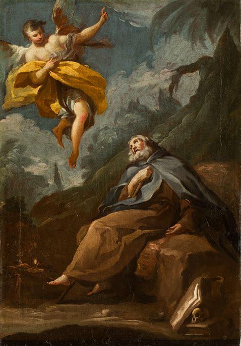 File:Éxtasis de San Antonio Abad por Francisco Goya  Museo ...