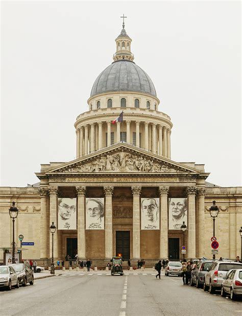 File:Facade of the Panthéon, Paris 24 January 2016.jpg ...