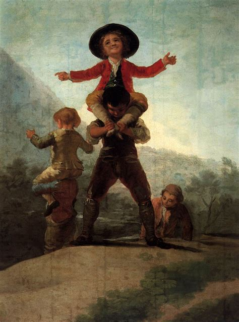 File:Francisco de Goya y Lucientes   Playing at Giants ...