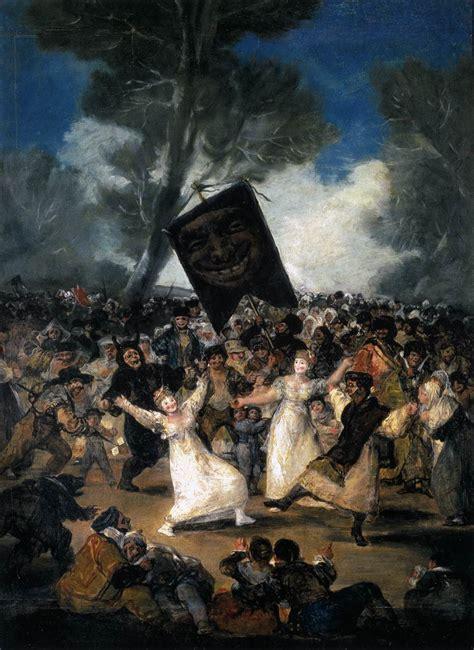 File:Francisco de Goya y Lucientes   The Burial of the ...