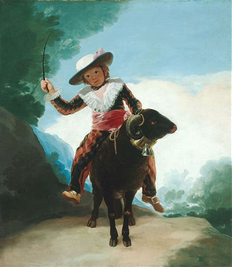 File:Francisco José de Goya y Lucientes   Boy on a Ram ...