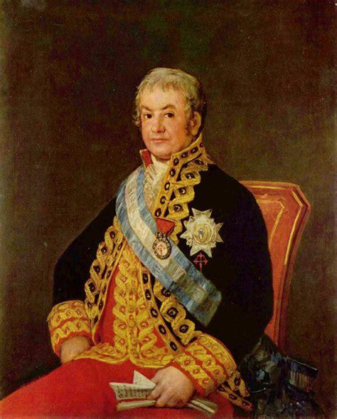 File:José Antonio Caballero by Goya.jpg   Wikimedia Commons