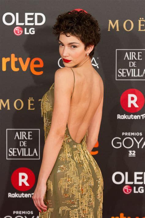 File:Premios Goya 2018   Úrsula Corberó.jpg   Wikipedia