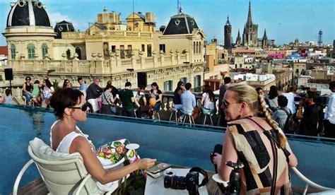 Fin de semana para disfrutar de las terrazas en Barcelona ...