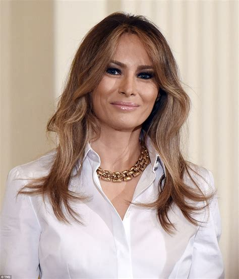 First Lady Melania Trump Announces Side Line Travel Plans ...
