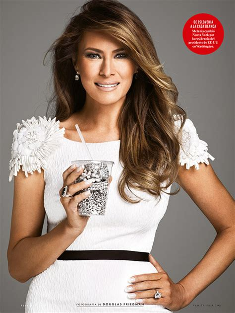 First lady Melania Trump turns heads  eating  jewelry on ...