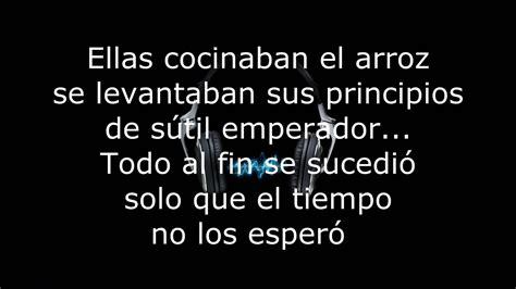 Fito Paez   Mariposa Technicolor  letra .   YouTube