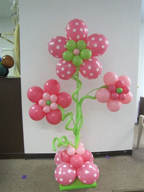 Flower Balloon Decorations | Party Favors Ideas
