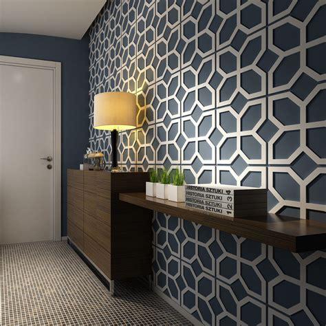 Flowers 3D Wall Panels Panele 3D Wall Paneling
