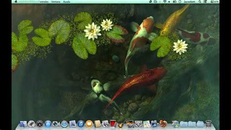 Fondos de pantalla 3D con movimiento  Sharks, Koi Pond ...