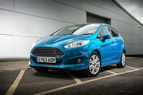 Ford Fiesta is Britain's best-selling car of all time ...