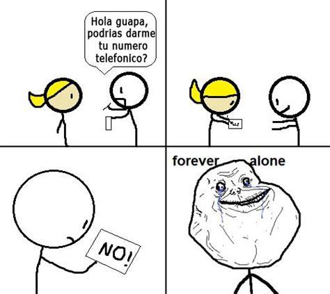 Forever alone   Wiki Memeinfo