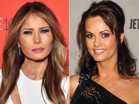 Former Playboy Model Karen McDougal Apologizes to Melania ...