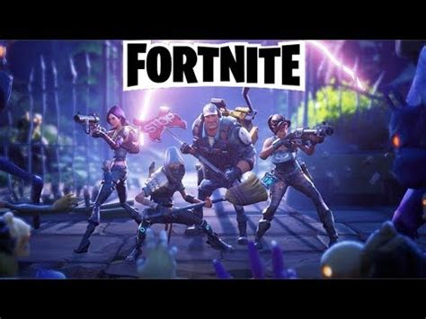 Fornite Gameplay   YouTube
