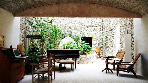 Foto: Arredamento Spazi Esterni Casa In Campagna di ...