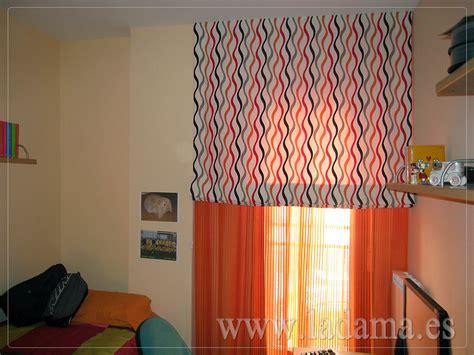 Foto: Cortinas y Estor para Dormitorio Juvenil de La Dama ...