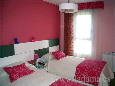 Foto: Cortinas y Fundas Nórdicas para Dormitorio Juvenil ...
