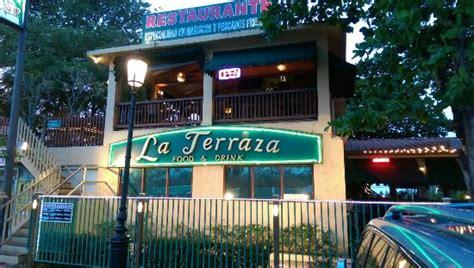 Foto de Restaurante La Terraza, Dorado: Entrance to ...