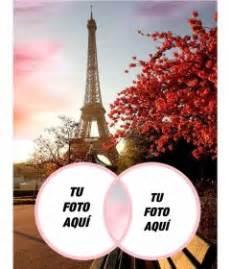 Fotomontaje romántico con la Torre Eiffel   Fotoefectos