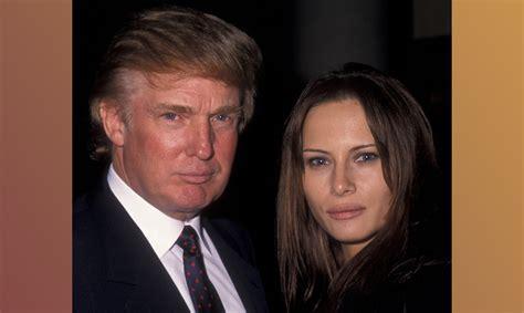 FOTOS: Así comenzó la relación de Melania y Donald Trump