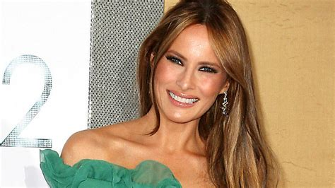 [FOTOS] Así es la nueva Primera Dama de EEUU: Melania ...